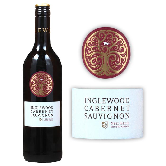 尼尔斯酒庄 尼尔斯英格坞赤霞珠干红葡萄酒2011年