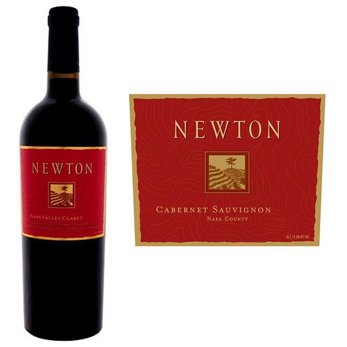 纽顿酒庄 纽顿红牌赤霞珠干红葡萄酒2007年