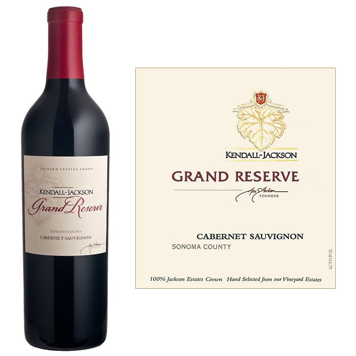 肯德•杰克逊酒庄 肯德·杰克逊高级珍藏赤霞珠干红葡萄酒2007年