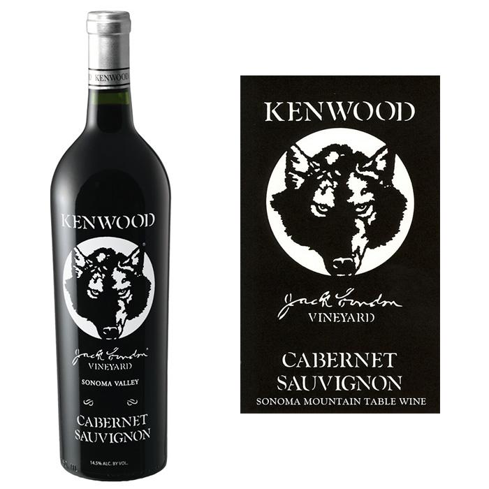 肯木酒庄 肯木杰克伦敦赤霞珠干红葡萄酒2006年