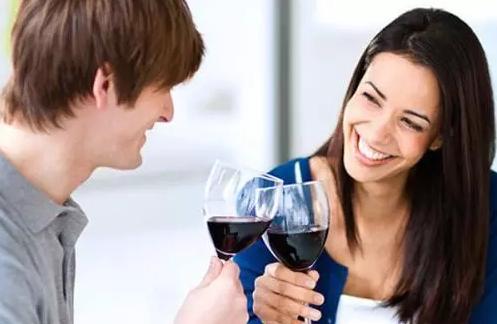开始喝葡萄酒后,我的生活发生了翻天覆地的变化