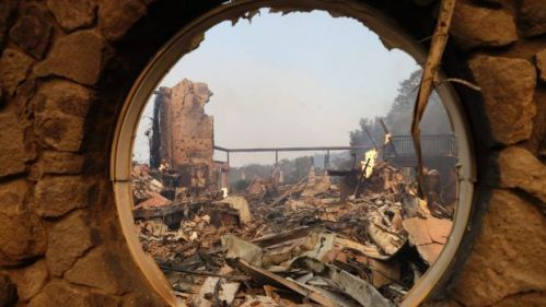 加州大火重创纳帕谷葡萄酒行业