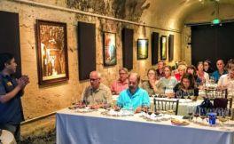 Byington和Testarossa酒庄提供秋季葡萄酒课程