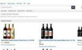 明年开始亚马逊将不再提供葡萄酒市场服务