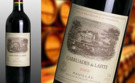 拉菲葡萄酒之拉菲古堡干红葡萄酒
