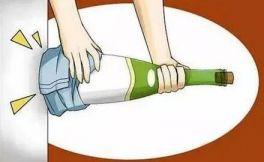 怎么开红酒?知道这5个技巧,以后就不用开瓶器了!