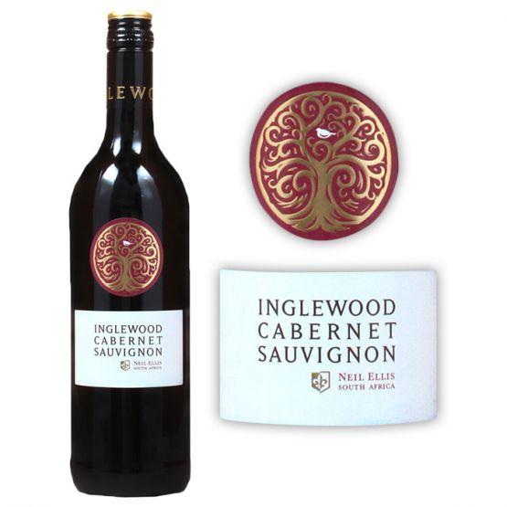 尼尔斯酒庄 尼尔斯英格坞赤霞珠干红葡萄酒2010年