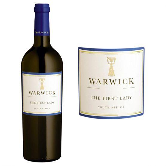 沃维克酒庄 沃维克第一夫人干红葡萄酒2010年