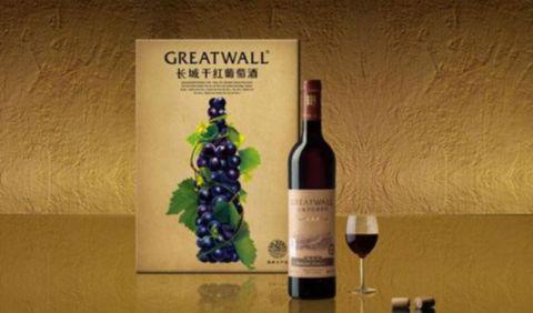 長城葡萄酒價格表,長城葡萄酒價格查詢