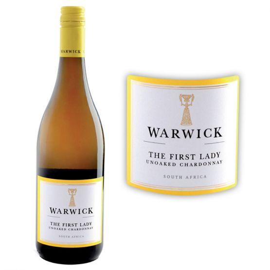 沃维克酒庄 沃维克第一女士霞多丽(未橡木陈酿)干白葡萄酒2011年