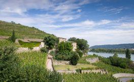 法国格里叶堡(Chateau Grillet)产区