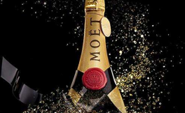 第一畅销香槟:酩悦香槟