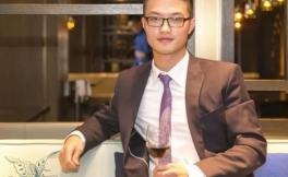 外滩Hakkasan侍酒师张凤智Felix专访:立志要拿到事就是大赛冠军