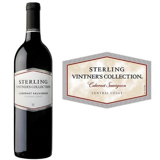 斯特灵酒庄 斯特灵酿酒师珍藏赤霞珠干红葡萄酒2009年