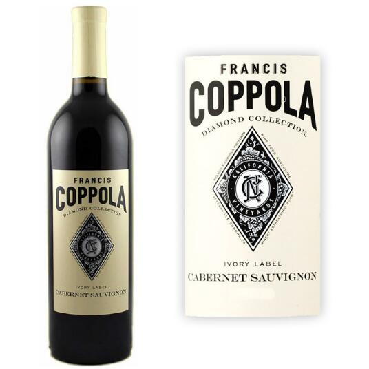 柯普拉酒庄 柯普拉钻石系列象牙牌赤霞珠干红葡萄酒2008年