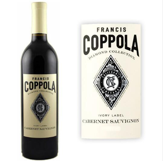 柯普拉酒庄 柯普拉钻石系列象牙牌赤霞珠干红葡萄酒2007年