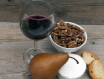 核桃配红酒可以吗?吃完核桃能喝红酒吗?