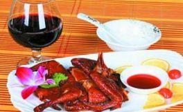 林殿理:中菜与葡萄酒的异国恋情