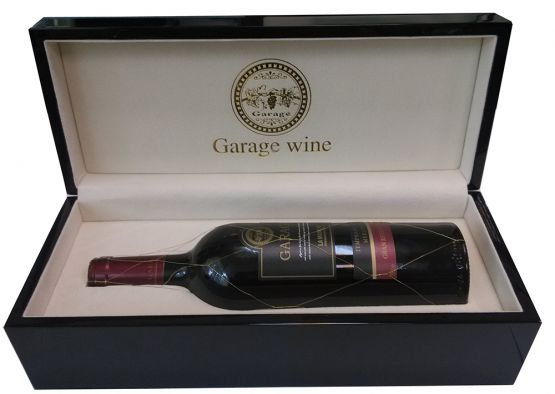 金装珍藏陈酿级干红葡萄酒