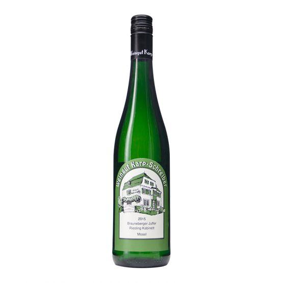 德国卡普雷司令珍藏白葡萄酒