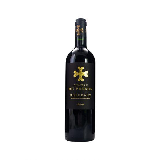 法国波尔多先行者堡红葡萄酒2014