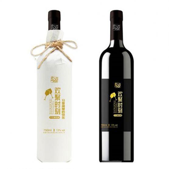 欢聚时刻干红葡萄酒