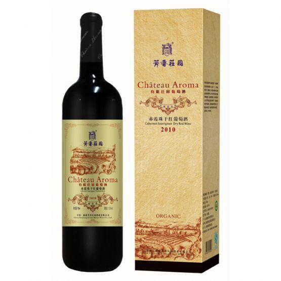 赤霞珠干红葡萄酒(窖藏优选级)