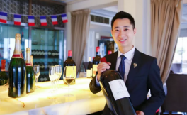 专访和平饭店侍酒师陈鹤元Chevalier:要让更多的人去认识侍酒师