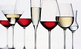 品酒大师总结的4大葡萄酒与酒杯的搭配原则