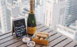 凯歌香槟在香港地区发售YELLOW HOUR系列香槟