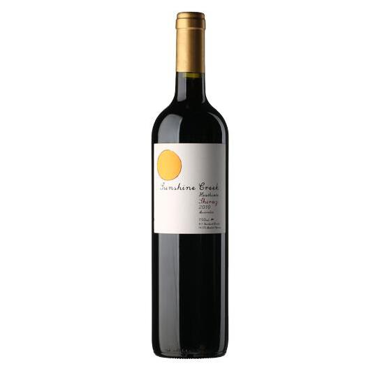 阳光酒庄大师系列西拉红葡萄酒