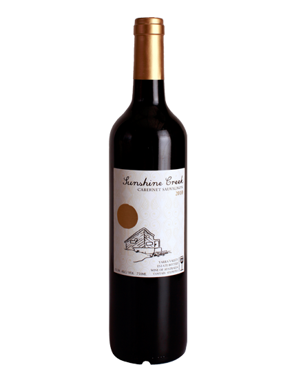 阳光酒庄庄园系列赤霞珠红葡萄酒2010