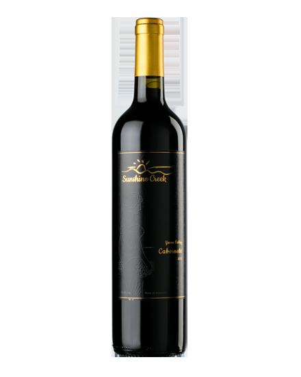阳光酒庄庄园系列赤霞珠混酿干红葡萄酒2012