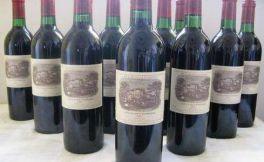 法国拉菲红酒价格表,看完可不要太震惊!
