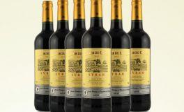 法国乐骑士西拉干红葡萄酒价格详情