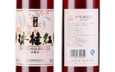 中华冰桂红鲜桂花露酒,龙徽的独特葡萄酒