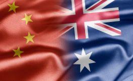 澳洲葡萄酒在中国市场的进口量不断增长