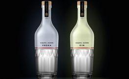 英国荡恩教堂葡萄酒公司发售葡萄酿造的金酒和伏特加酒