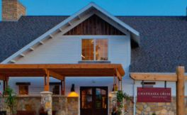 林中溪酒庄(Chankaska Creek Ranch & Winery)