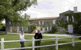 洛克酒庄(Chateau La Roque de By)