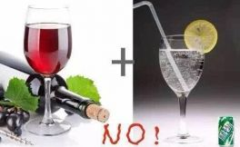 老掉牙问题,为什么不建议红酒兑雪碧?
