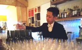 香格里拉大酒店初级侍酒师Jerry孙世伟专访:对葡萄酒不仅是工作更是兴趣