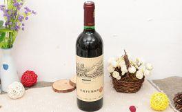 长城干红葡萄酒特制品鉴四步法