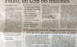 洋河以6600万美元收购智利VSPT集团