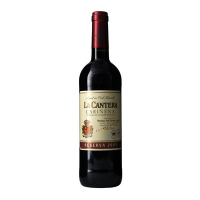 西班牙卡列尼那拉甘蒂达特级红葡萄酒 2009