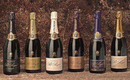 你知道吗?这九款香槟竟然都是皇室特供
