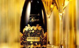 这些高颜值又高内涵的香槟,每一瓶都是享受