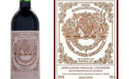 法国二级庄碧尚男爵酒庄干红葡萄酒品鉴