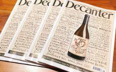 中国葡萄酒入选Decanter2017年最激动人心的75葡萄酒榜单
