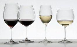 红葡萄酒杯和白葡萄酒杯的不同之处!